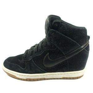 Nike Dunk Sky Hi High Wedge Sneaker